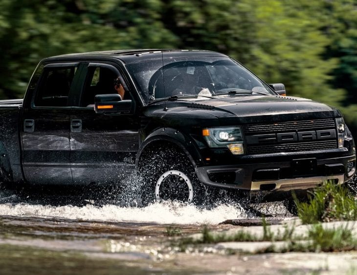 ford ranger raptor 4wd rent to own